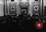Image of Josef Wirmer on trial in July 20 plot against Hitler Germany, 1944, second 28 stock footage video 65675053508