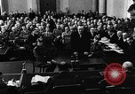 Image of Josef Wirmer on trial in July 20 plot against Hitler Germany, 1944, second 30 stock footage video 65675053508