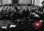 Image of Josef Wirmer on trial in July 20 plot against Hitler Germany, 1944, second 34 stock footage video 65675053508