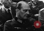 Image of Josef Wirmer on trial in July 20 plot against Hitler Germany, 1944, second 52 stock footage video 65675053508