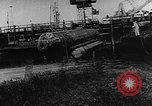 Image of Molch and Biber miniature German submarines Atlantic Ocean, 1944, second 25 stock footage video 65675053512