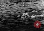 Image of Molch and Biber miniature German submarines Atlantic Ocean, 1944, second 34 stock footage video 65675053512