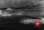 Image of Molch and Biber miniature German submarines Atlantic Ocean, 1944, second 38 stock footage video 65675053512