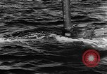 Image of Molch and Biber miniature German submarines Atlantic Ocean, 1944, second 60 stock footage video 65675053512