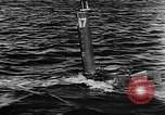 Image of Molch and Biber miniature German submarines Atlantic Ocean, 1944, second 62 stock footage video 65675053512