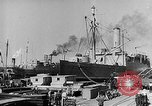 Image of Army Transport System Atlantic Ocean, 1943, second 8 stock footage video 65675053520