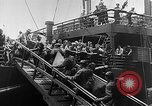 Image of Army Transport System Atlantic Ocean, 1943, second 10 stock footage video 65675053520
