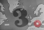 Image of Army Transport System Atlantic Ocean, 1943, second 57 stock footage video 65675053520