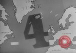 Image of Army Transport System Atlantic Ocean, 1943, second 58 stock footage video 65675053520