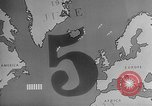 Image of Army Transport System Atlantic Ocean, 1943, second 59 stock footage video 65675053520