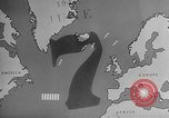 Image of Army Transport System Atlantic Ocean, 1943, second 61 stock footage video 65675053520