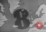 Image of Army Transport System Atlantic Ocean, 1943, second 62 stock footage video 65675053520