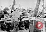 Image of amphibious invasion Pacific Theater, 1944, second 10 stock footage video 65675053522