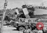 Image of amphibious invasion Pacific Theater, 1944, second 14 stock footage video 65675053522
