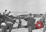Image of amphibious invasion Pacific Theater, 1944, second 33 stock footage video 65675053522