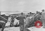 Image of amphibious invasion Pacific Theater, 1944, second 34 stock footage video 65675053522