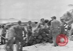 Image of amphibious invasion Pacific Theater, 1944, second 35 stock footage video 65675053522