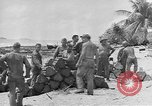Image of amphibious invasion Pacific Theater, 1944, second 36 stock footage video 65675053522