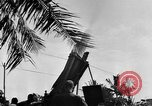 Image of amphibious invasion Pacific Theater, 1944, second 41 stock footage video 65675053522