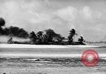 Image of amphibious invasion Pacific Theater, 1944, second 50 stock footage video 65675053522
