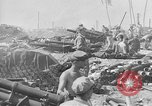 Image of amphibious invasion Pacific Theater, 1944, second 52 stock footage video 65675053522