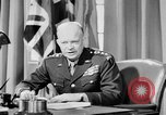 Image of General Dwight Eisenhower United States USA, 1944, second 57 stock footage video 65675053523