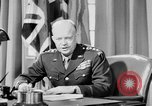 Image of General Dwight Eisenhower United States USA, 1944, second 59 stock footage video 65675053523