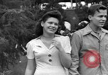 Image of school students Los Angeles California USA, 1944, second 46 stock footage video 65675053524