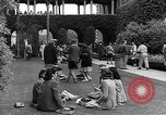 Image of school students Los Angeles California USA, 1944, second 48 stock footage video 65675053524