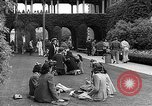 Image of school students Los Angeles California USA, 1944, second 49 stock footage video 65675053524