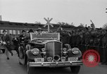 Image of President Roosevelt arriving at the Little White House Georgia United States USA, 1935, second 17 stock footage video 65675053527