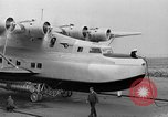 Image of China Clipper Alameda California USA, 1935, second 11 stock footage video 65675053529