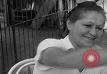 Image of woman trainer Los Angeles California USA, 1935, second 15 stock footage video 65675053530