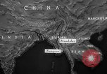 Image of Chinese 38th Infantry Division captures key city Bhamo Burma, 1944, second 16 stock footage video 65675053545