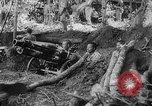 Image of Chinese 38th Infantry Division captures key city Bhamo Burma, 1944, second 30 stock footage video 65675053545