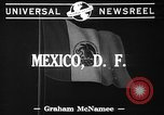 Image of General Manuel Camacho Mexico City Mexico, 1941, second 3 stock footage video 65675053565