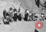 Image of hills of sawdust Portland Oregon USA, 1941, second 13 stock footage video 65675053569