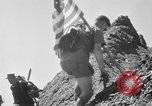 Image of hills of sawdust Portland Oregon USA, 1941, second 15 stock footage video 65675053569