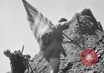 Image of hills of sawdust Portland Oregon USA, 1941, second 16 stock footage video 65675053569