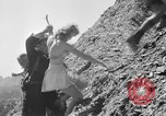 Image of hills of sawdust Portland Oregon USA, 1941, second 20 stock footage video 65675053569