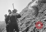 Image of hills of sawdust Portland Oregon USA, 1941, second 22 stock footage video 65675053569
