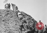 Image of hills of sawdust Portland Oregon USA, 1941, second 26 stock footage video 65675053569