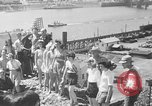 Image of hills of sawdust Portland Oregon USA, 1941, second 28 stock footage video 65675053569
