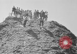 Image of hills of sawdust Portland Oregon USA, 1941, second 29 stock footage video 65675053569