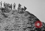 Image of hills of sawdust Portland Oregon USA, 1941, second 34 stock footage video 65675053569