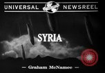 Image of Australian aircraft Syria, 1941, second 2 stock footage video 65675053576