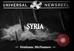 Image of Australian aircraft Syria, 1941, second 3 stock footage video 65675053576