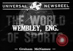 Image of Clementine Churchill Wembley England United Kingdom, 1942, second 5 stock footage video 65675053584