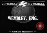 Image of Clementine Churchill Wembley England United Kingdom, 1942, second 7 stock footage video 65675053584