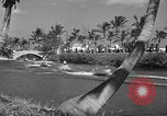 Image of water skiing Miami Florida USA, 1942, second 8 stock footage video 65675053585